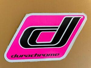 Durachrome Used Decal : See description