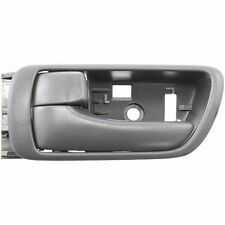 Interior Door Handle For 2002-2006 Toyota Camry Front or Rear Left Gray Plastic