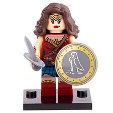 Wonder Woman Building Block Gift Toy Birthday Gifts DC Batman For Kids Lego