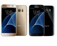 Samsung Galaxy S7 G930A  32GB Unlocked 4G LTE - BLACK & GOLD