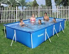 Bestway Family Splash Frame Pool 400x211x81cm 56405