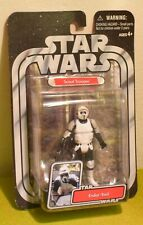 STAR WARS CARDED ORIGINAL TRILOGY SCOUT TROOPER ENDOR RAID
