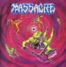 MASSACRE - From Beyond LP - Death Metal Classic Album Earache FDR - Black Vinyl