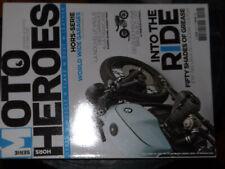 25$$ Revue MOTO HEROES HS n°2 World Wide Garages / Cole Foster Bandit9 AD HOC