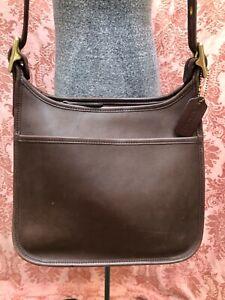 VTG COACH Janice LEGACY BROWN 9966  Shoulder Bag PURSE VGUC Buy-It-Now