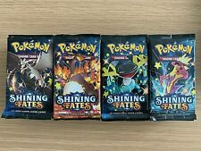 More details for pokémon - shining fates booster packs x 36 - brand new/sealed - lot 1