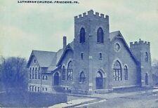 Friedens PA The Lutheran Church