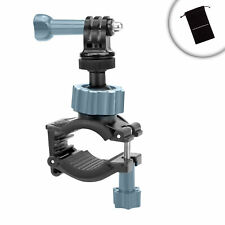Tough Camera Stabilizing Handlebar Mount with Tripod Screw and J Hook Adapters