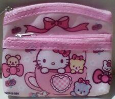Sanrio Hello Kitty coin purse, change purse, portemonee, wallet