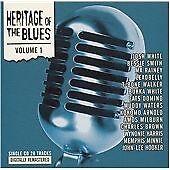 Heritage of the blues vol1 CD Album 2006
