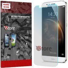 """Pellicola in Vetro Temperato Per Huawei GX8 G8 Proteggi Schermo Display 5,5"""""""