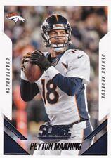 2015 Panini Score Football Trading Card, #101 Peyton Manning