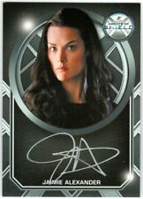 MARVEL: AGENTS OF SHIELD SEASON 2 JAIMIE ALEXANDER AS LADY SIF 9 CASE AUTOGRAPH