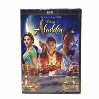 Aladdin Disney Will Smith DVD 2019