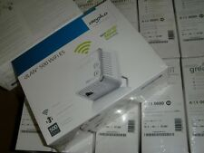 Devolo 9180 dLAN 500 WiFi ES Bridge / Steckeradapter  dLAN auf WLAN 2,4GHz + LAN