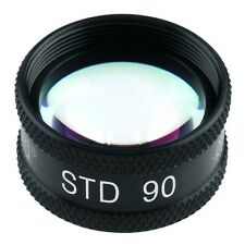 Ocular MaxField® Standard 90D (Black) Lens With Case and free cleaning cloth Ne