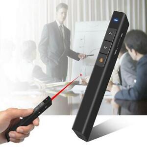 2.4GHz Wireless Presenter PowerPoint Presentation Remote PPT Contr