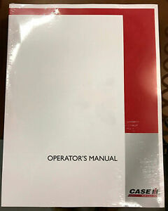 CASE IH 720 & 830 FORAGE HARVESTERS OPERATOR`S MANUAL