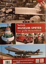 Technikmuseum Speyer und Sinsheim in einem Buch mit DVD