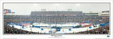 NHL Winter Classic 2008 PITTSBURGH PENGUINS at BUFFALO SABRES Panoramic POSTER