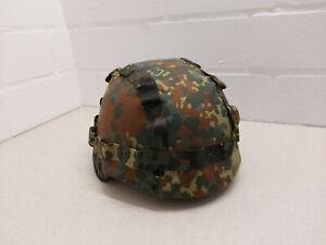 BW Gefechtshelm Helm Bundeswehrhelm mit Helmbezug  Gr. 58 / 60 gebraucht
