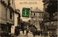 CPA  Vannes - Rue de la Fontaine -Escalier et Portail de l'Eglise ... (293678)
