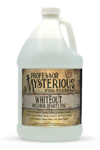 Professor Mysterious Whiteout Fog and Haze Fluid