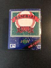 Upper Deck 1989 Baseball Card High Series Factory Sealed Set