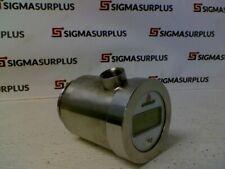 Anderson Pm02sr086 Digital Pressure Transmitting Gauge 30hg 0918346