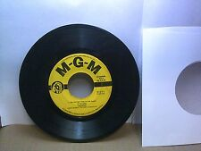 Old 45 RPM Record - MGM X 1511 - Robert Maxwell EP - Second Star to the Right +3