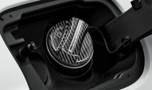 BMW M Performance Carbon Fibre Fuel Filler Cap Cover (RRP £86.23) 16112472988