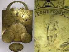 German Antique Longcase & Grandfather Clocks