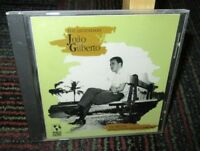 THE LEGENDARY JOAO GILBERTO: ORIG. BOSSA NOVA RECORDINGS 1958-61 MUSIC CD, 38 TR