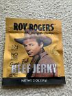 Roy Rogers King Of The Cowboys Beef Jerky TV Show Movie Trigger Dale Evans