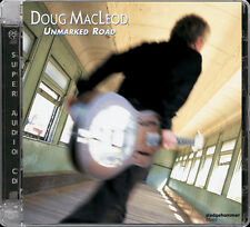 DOUG MACLEOD Unmarked Road SACD - NEW & SEALED Sledgehammer Blues Super Audio CD