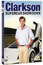 Clarkson Supercar Showdown DVD New & Sealed Free P&P