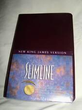 Holy Bible-Slimline-New King Verison