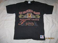 San Francisco Giants Vintage 1991 T Shirt Medium MLB Nice Rare Baseball