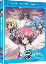 Heaven's Lost Property Movie . The Angeloid Of Clockwork Anime DVD + Blu-ray NEU