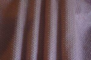 "Lavender Silk Chiffon with Beads 100% Silk Fabric 39""  Wide, By Yard (EB-923F)"