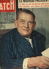 paris match janvier 1954 - numero 248