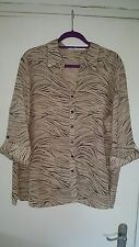 marks and spencers size 24 blouse