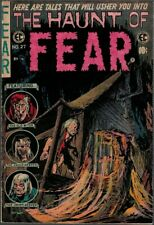 THE HAUNT OF FEAR #27 (1954) FN+ 6.5  GOLDEN AGE E.C HORROR