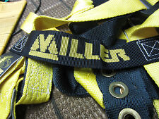 Miller Safety Harness New style 8759 SN A94416