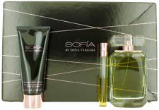 Sofia por Vergara para Mujer Set: Edp 101ml + Miniatura 9.8ml + Bl