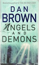 Angels And Demons by Dan Brown (2007 paperback)