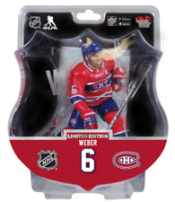 Shea Weber Montreal Canadiens NHL 19 Imports Dragon Action Figure L.E. of 3450