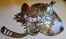 Chicago Wolves Metal Wall Art