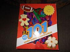 2003 Wilton 2304-1104 101 Piece Cookie Cutter Set