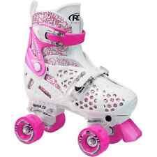 Roller Derby Trac Estrella Ajustable Patines Quad - Niña - UK L (2-5)